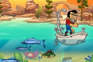 dynamite fishing clipart 8