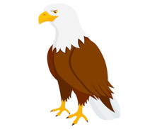 bald eagle clipart clipart station rh clipartstation com bald eagle clipart bald eagle clip art images