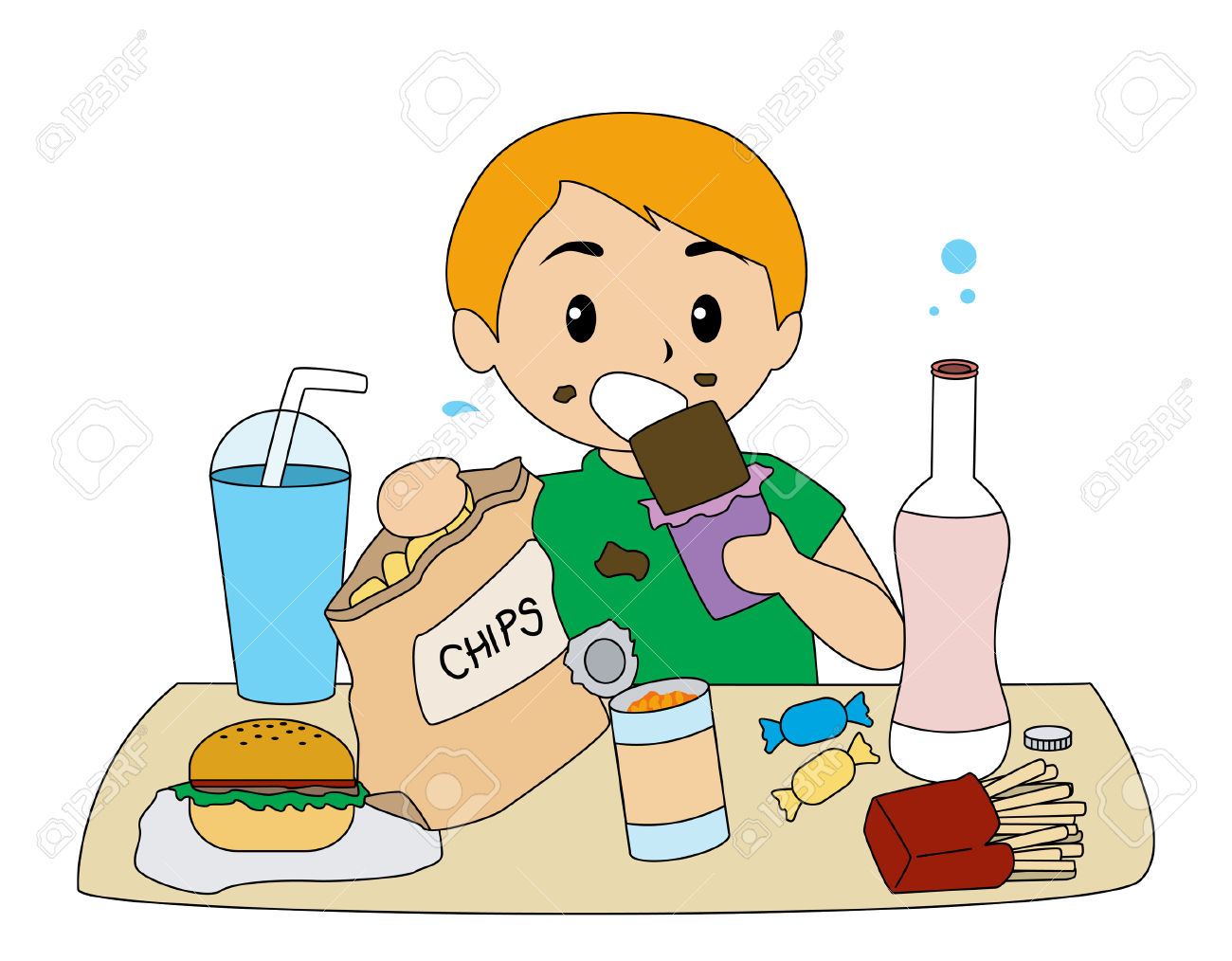 eating healthy foods clipart 6 clipart station rh clipartstation com healthy food clipart black and white healthy food clipart