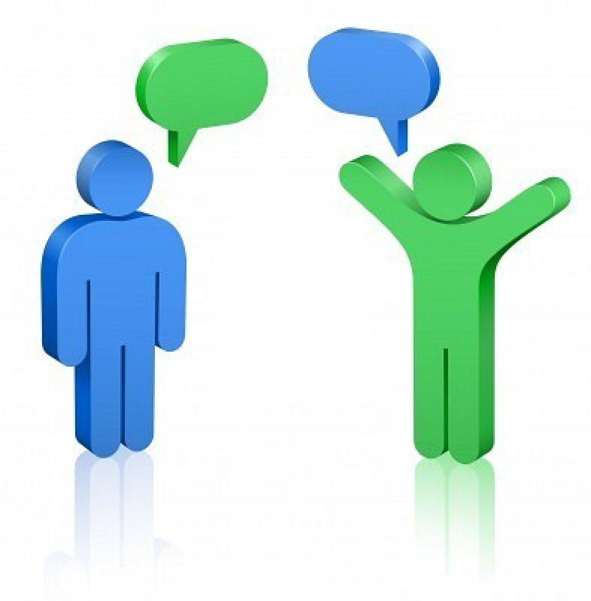 Effective Communication Skills Clipart 2 Clipart Station