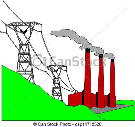 Electric Power Clipart 2