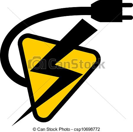 Electric Power Clipart 8