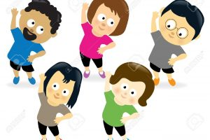 exercise clipart 11