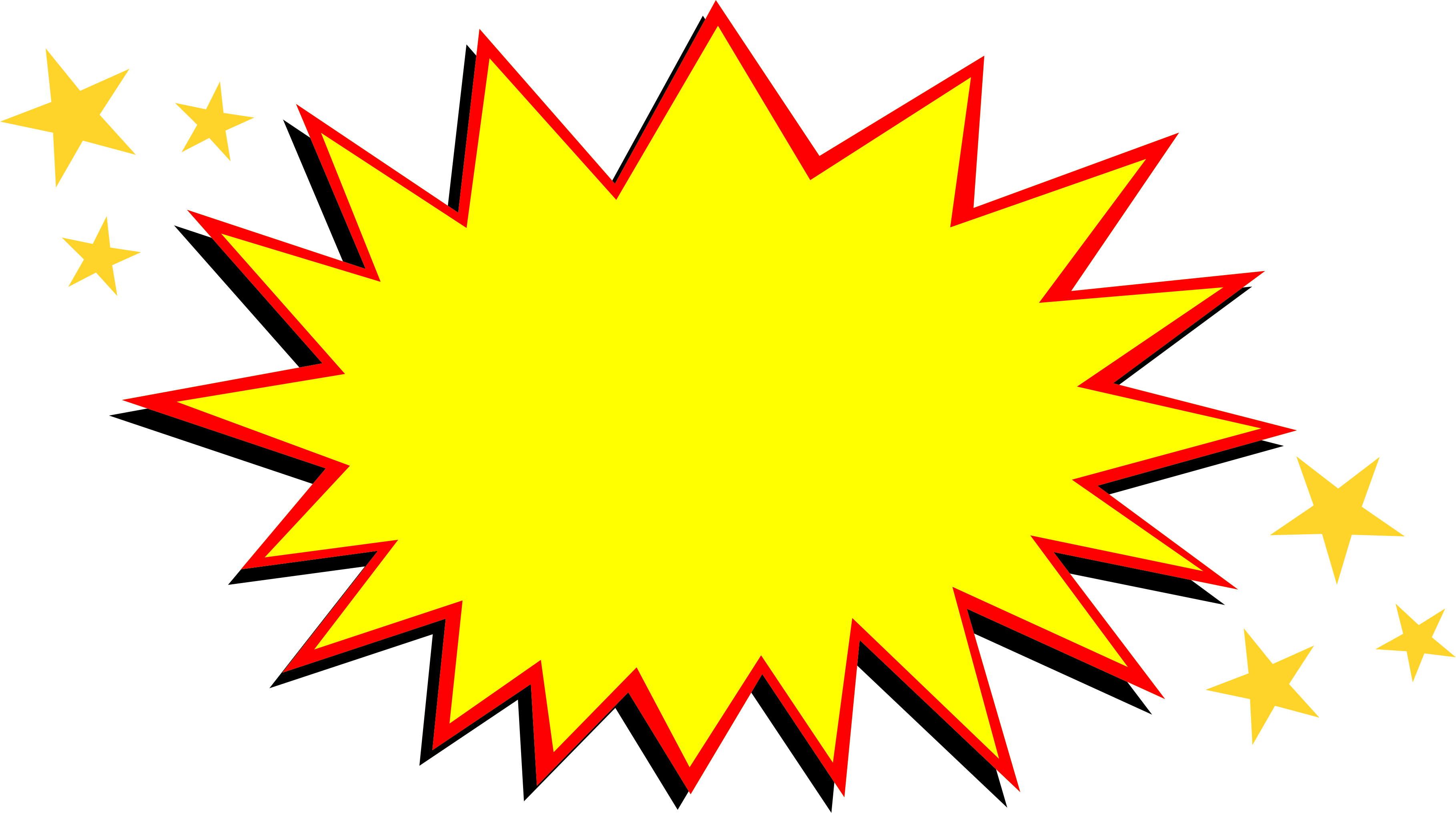 explosion clipart png 10 187 clipart station