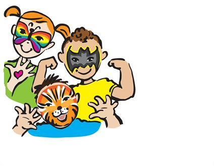face painting clipart 3 clipart station rh clipartstation com face painting clip art free download face painting clipart