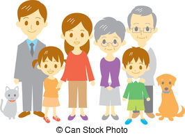 Clipart Famille famille clipart 1 » clipart station