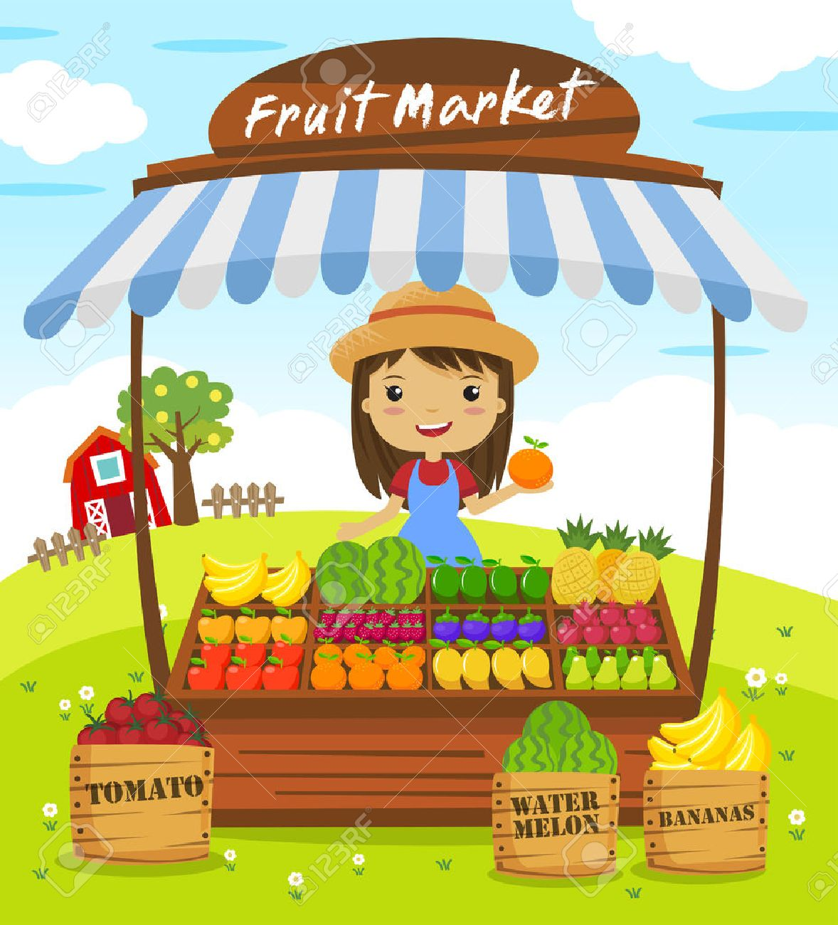 Free Clipart Cake Stall Images