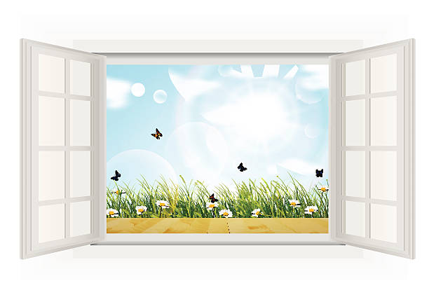 fenster offen clipart 6 clipart station