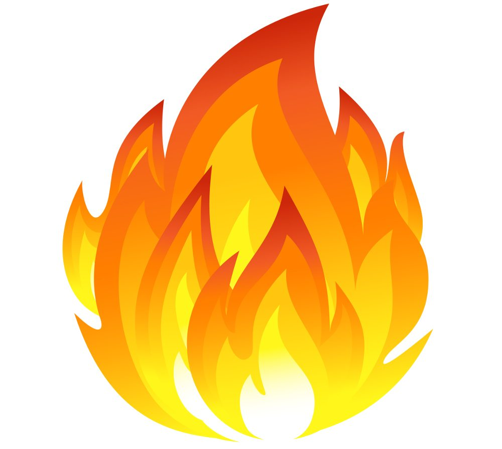 Feuer Clipart  Clipart Station