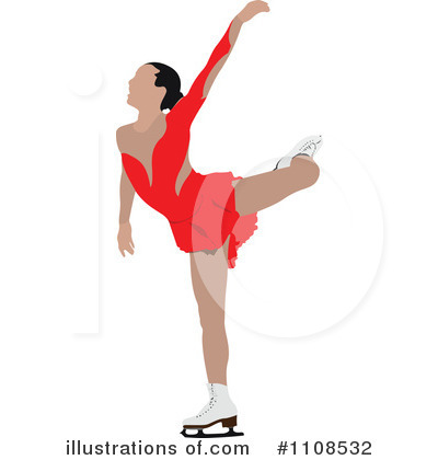 figure skating clipart 4 clipart station rh clipartstation com Figure Skating Silhouette Figure Skating Silhouette