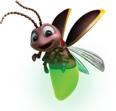 Firefly Bug Clipart