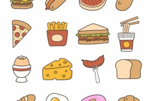 food technology clipart 2