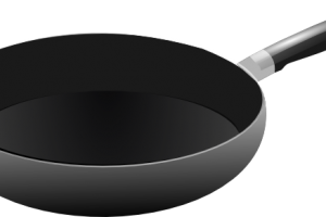frying pan clipart 2
