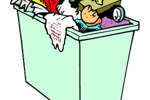 garbage clipart 3
