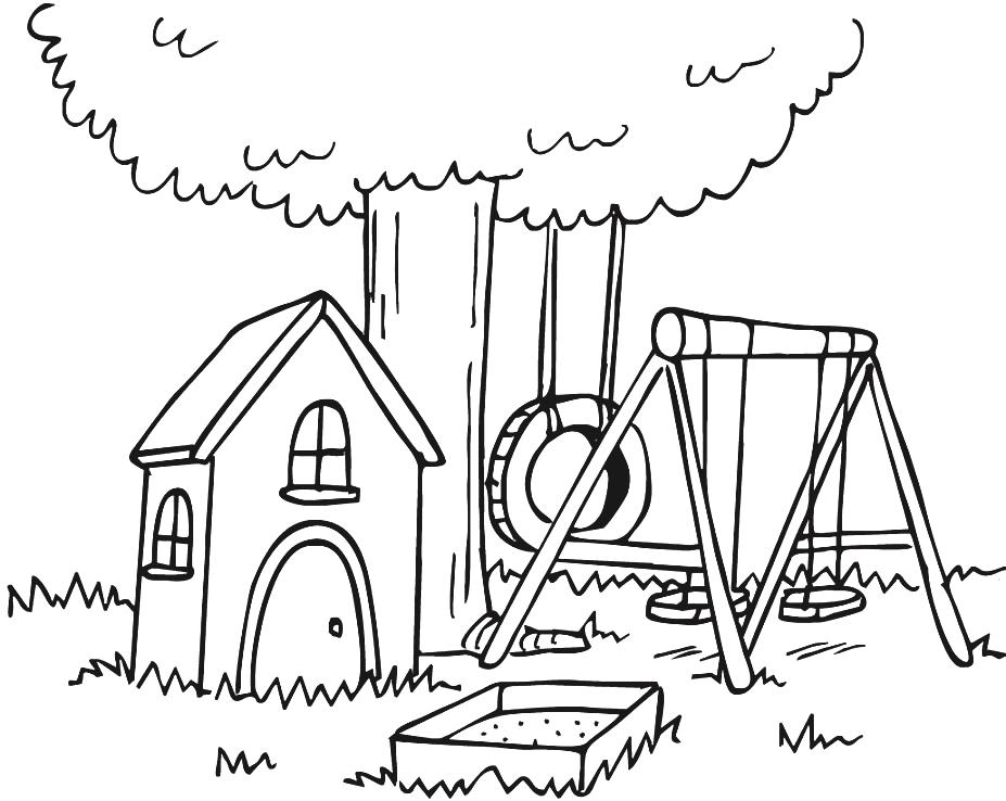 Garden Clipart Black And White 6 187 Clipart Station