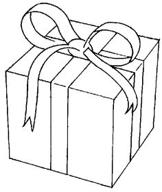 Gift Black And White