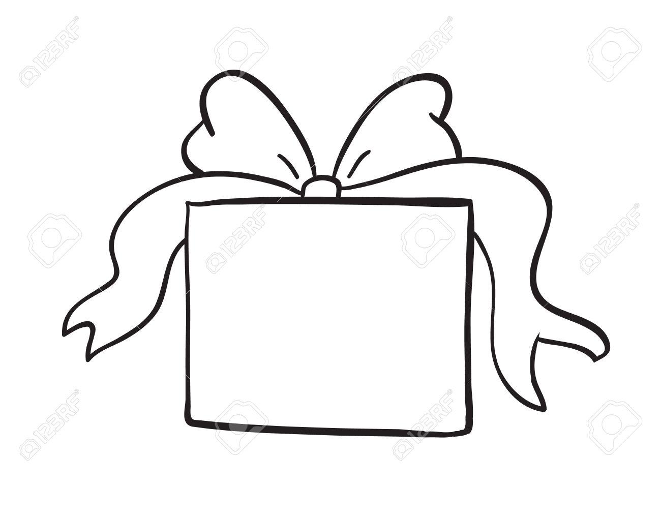 Gift box clipart black and white 4 clipart station gift box clipart black and white 4 negle Image collections