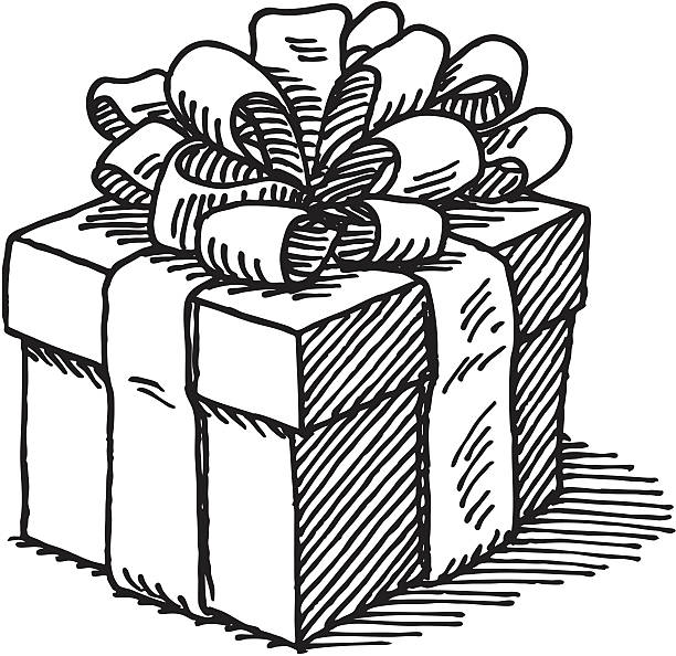 Gift box clipart black and white 5 clipart station gift box clipart black and white 5 negle