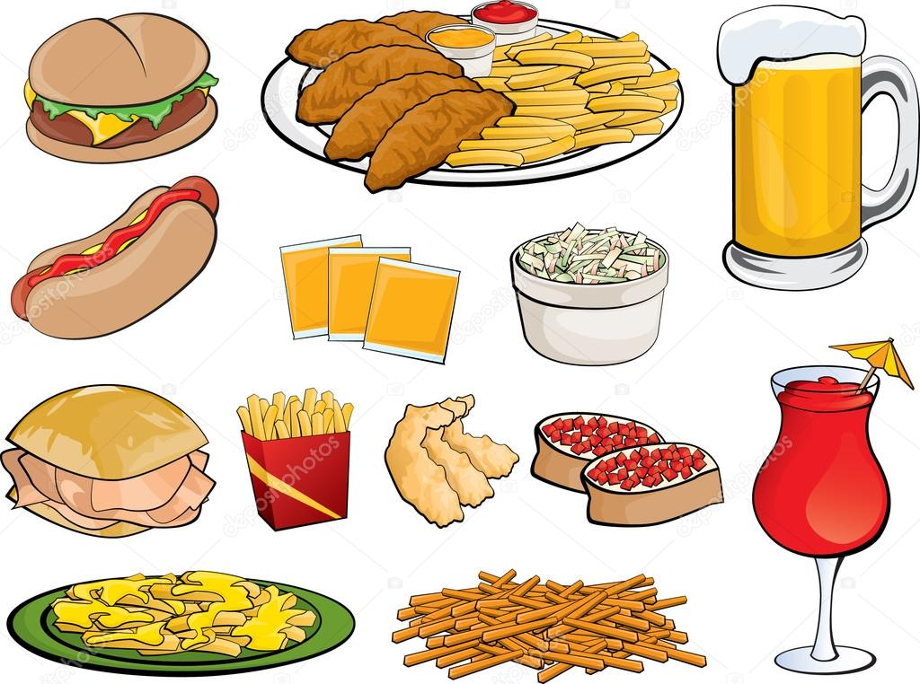 Go foods clipart » Clipart Station