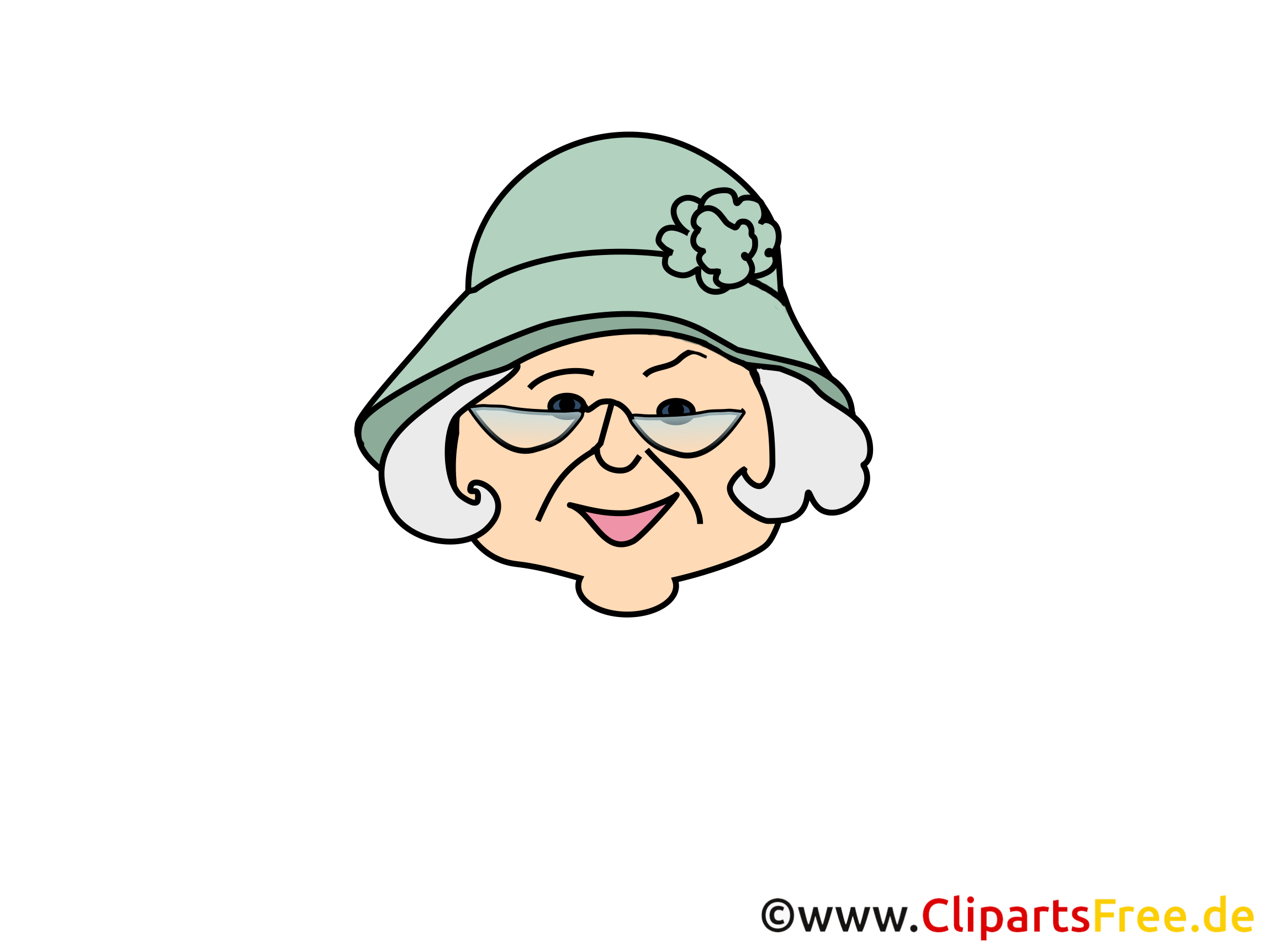 grand mere clipart 2 | Clipart Station