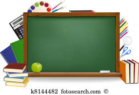 green board background clipart 2