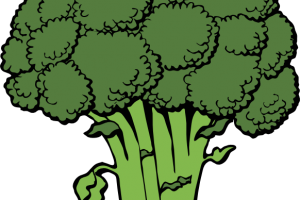 green vegetables clipart 5