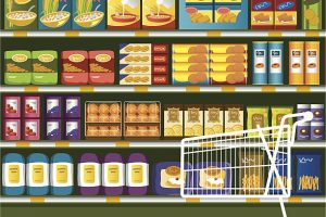 grocery store clipart 1