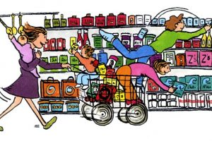 grocery store clipart 12
