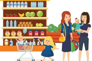 grocery store clipart 3