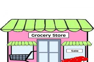 grocery store clipart 5