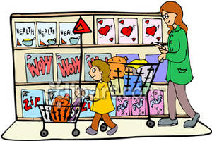 grocery store clipart 6