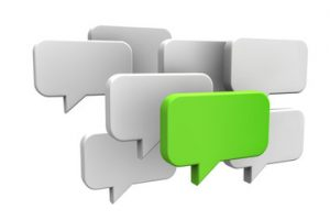 gruppendiskussion clipart 4