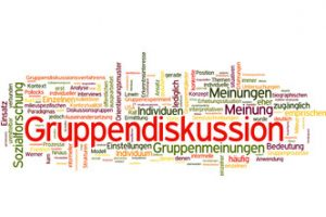 gruppendiskussion clipart 6