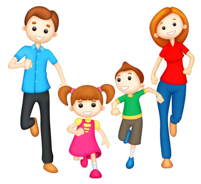 Happy family clipart png 6 » Clipart Station