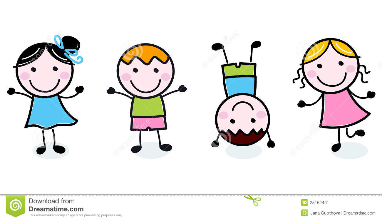 happy kids clipart 6 clipart station rh clipartstation com Sad Clip Art Happy People Clip Art