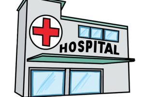 health center building clipart 2