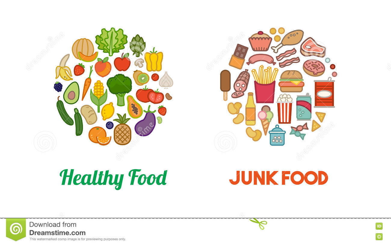 What Are Healthy Junk Foods