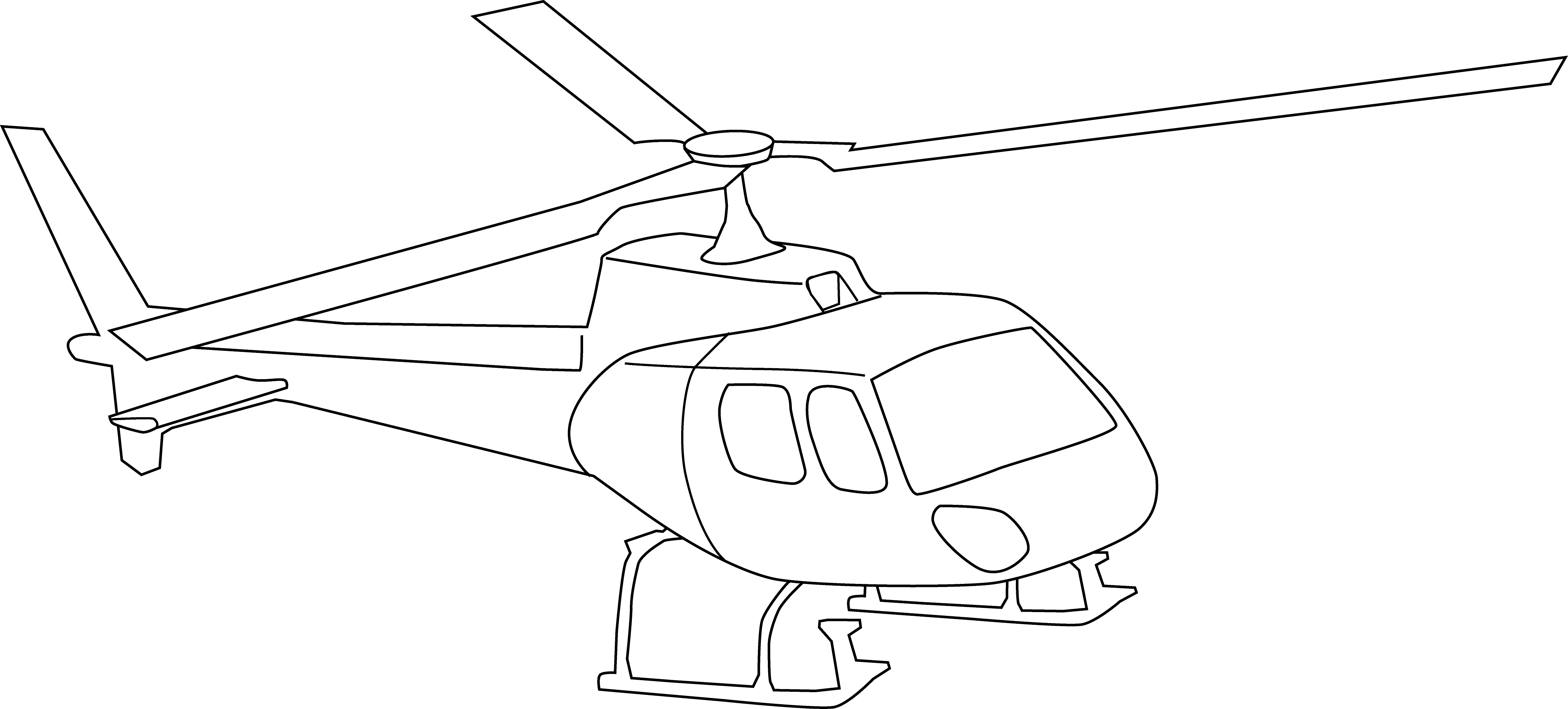 helicopter clipart black and white 6 | Clipart Station for Helicopter Clipart Black And White  51ane