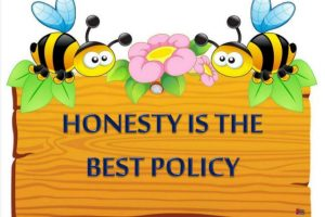 honesty is the best policy clipart 6