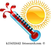 hot weather clipart 2