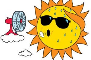 hot weather clipart 6