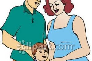 husband and wife clipart 4