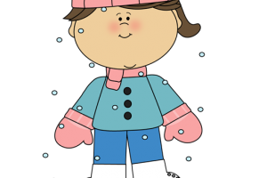 ice skating clipart 4