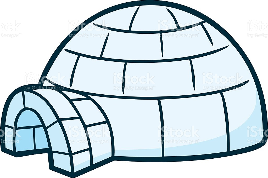 Igloo Clipart » Clipart Station