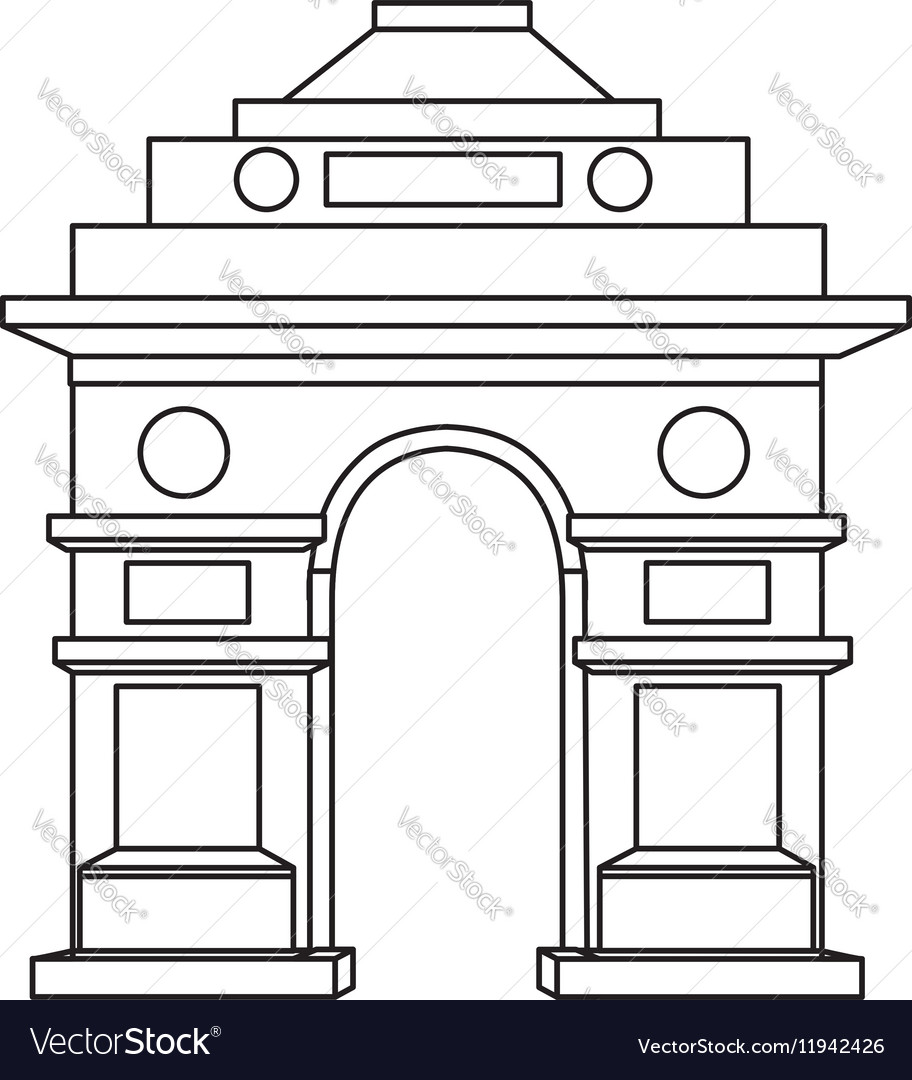 india gate clipart black and white 3 clipart station Farm Gates pictures of india gate clipart