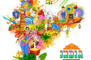 indian culture clipart 10