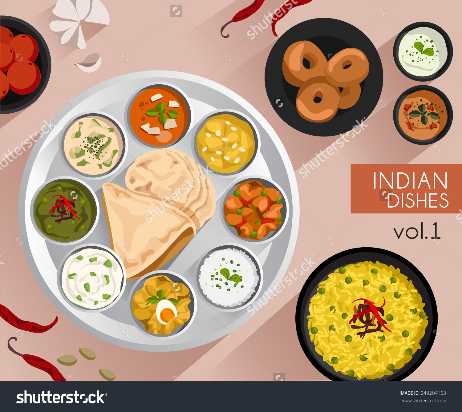 indian food plate clipart 9 | Clipart Station for Plate With Food Clipart  131fsj