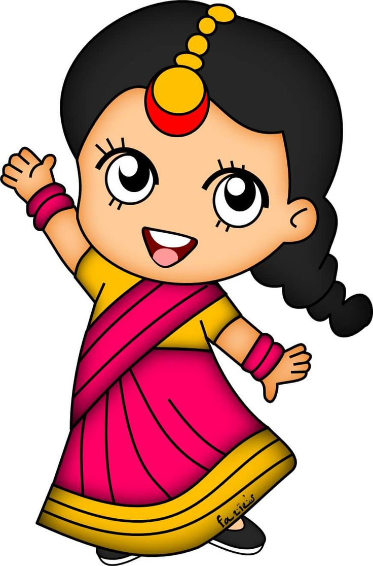 indian girl clipart 12 187 clipart station