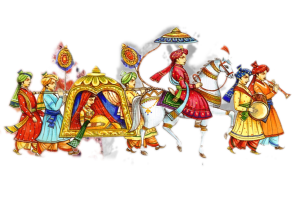 indian wedding clipart colour png 10