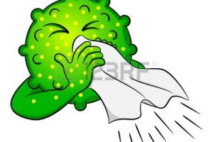 infection clipart 9